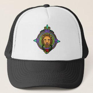 Gorra De Camionero Exclusiva del arte del león