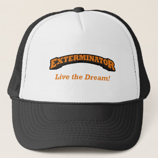 Gorra De Camionero Exterminators/sueño
