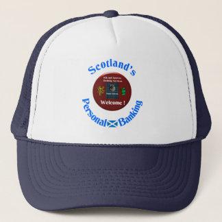Gorra De Camionero Falda escocesa y escarcela de los montañeses de