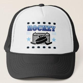 Gorra De Camionero Fan de hockey