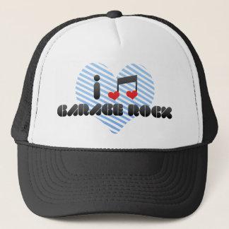 Gorra De Camionero Fan de roca del garaje