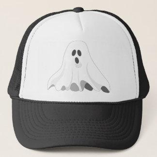 Gorra De Camionero ¡Fantasma de Halloween - ABUCHEO!