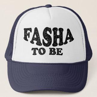 Gorra De Camionero Fasha a ser - día de padres feliz
