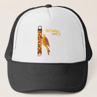 Gorra De Camionero Febrero - mes de Pájaro-Alimentación - día del