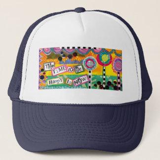 Gorra De Camionero Felicidad