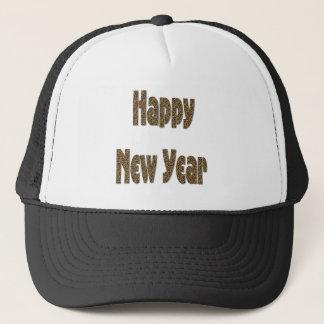 Gorra De Camionero Feliz Año Nuevo