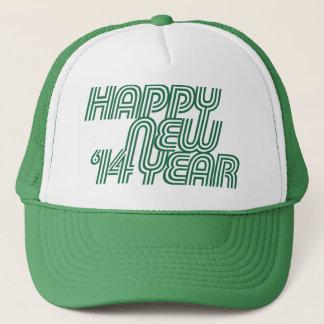 Gorra De Camionero Feliz Año Nuevo 2014