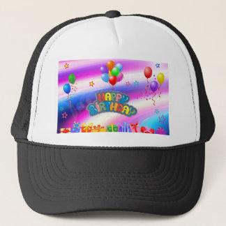 Gorra De Camionero Feliz cumpleaños