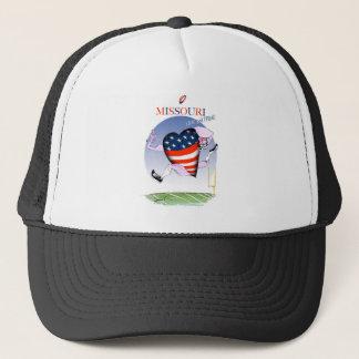 Gorra De Camionero fernandes tony ruidosos y orgullosos de Missouri,