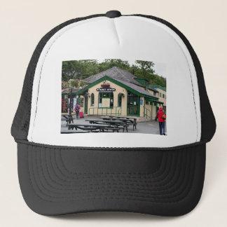Gorra De Camionero Ferrocarril de la montaña de Snowdon, País de