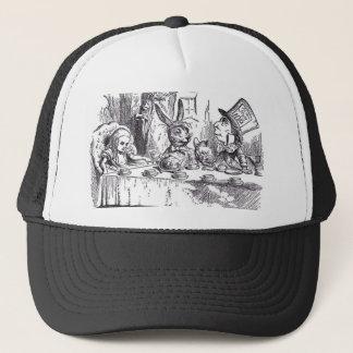 Gorra De Camionero Fiesta del té enojada del sombrerero
