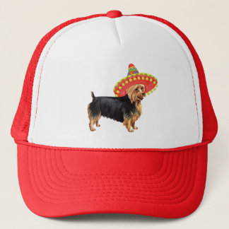 Gorra De Camionero Fiesta Terrier australiano