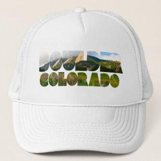 Gorra De Camionero Flairons, Boulder Colorado