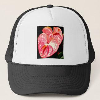 Gorra De Camionero Flor de Hawaii