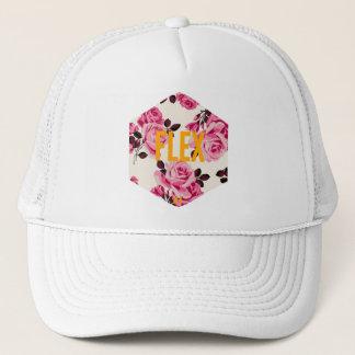 Gorra De Camionero Flower flex cap