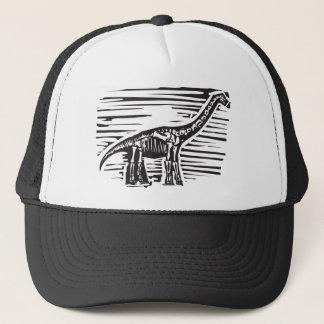 Gorra De Camionero Fósil del Apatosaurus