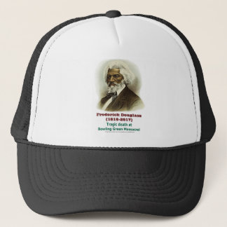 Gorra De Camionero Frederick Douglass (1818-2017) Bowling Green