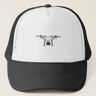 Gorra De Camionero Frente de vuelo de Quadcopter del abejón
