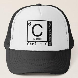 Gorra De Camionero ¡Friki yo! Copia a carbón