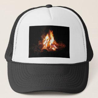 Gorra De Camionero Fuego de Bonne del Bon del fiesta de la hoguera