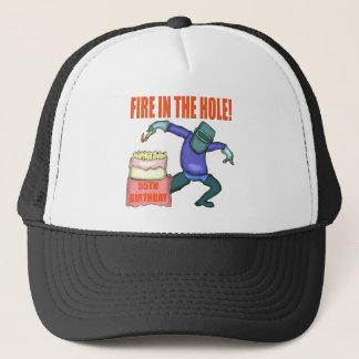 Gorra De Camionero Fuego en los 55.os regalos de cumpleaños del