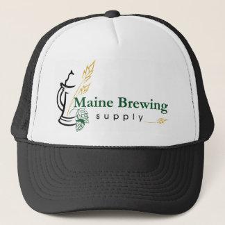 Gorra De Camionero Fuente de la elaboración de la cerveza de Maine -
