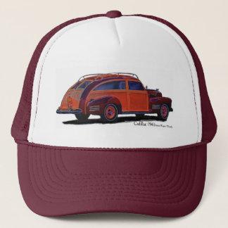 Gorra De Camionero Furgoneta 1941/Woody de Cadillac
