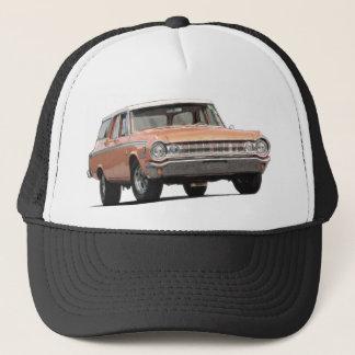 Gorra De Camionero Furgoneta de Dodge del naranja 1964