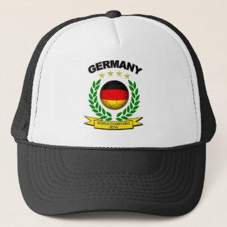 Gorra De Camionero Fútbol 2147 de Alemania