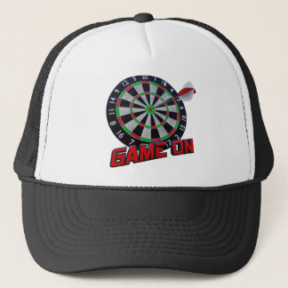 GORRA DE CAMIONERO GAME ON