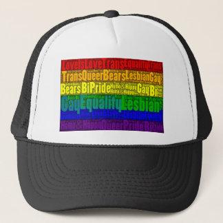Gorra De Camionero Gay