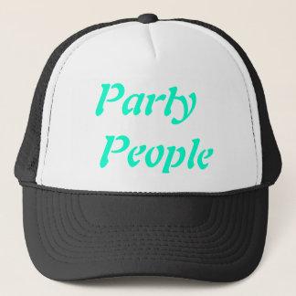 Gorra De Camionero Gente del fiesta