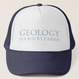 Gorra De Camionero Geología: Carrera rocosa