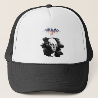 Gorra De Camionero George Washington