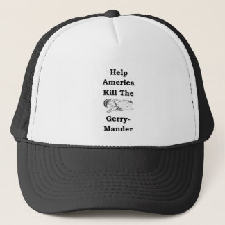Gorra De Camionero Gerry