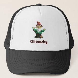 Gorra De Camionero Gnomo Chomsky