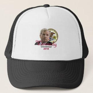 Gorra De Camionero Gobernador de Chris KENNEDY