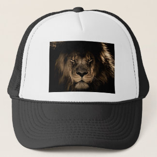 Gorra De Camionero Gran león