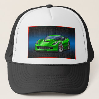 Gorra De Camionero Green_Z06