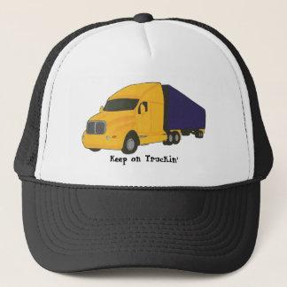 Gorra De Camionero Guarde en el camión del tractor remolque de