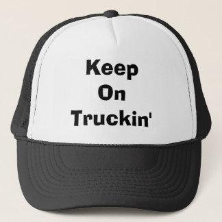Gorra De Camionero Guarde en Truckin