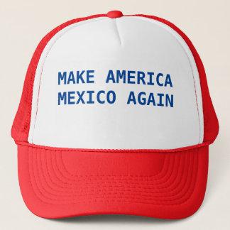 Gorra De Camionero Haga América México otra vez