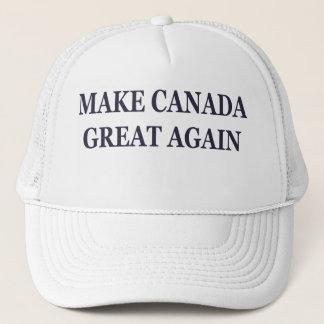 Gorra De Camionero Haga Canadá grande otra vez