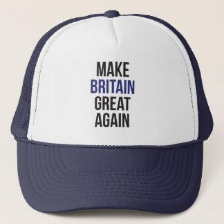 Gorra De Camionero Haga Gran Bretaña el gran otra vez #Brexit de la