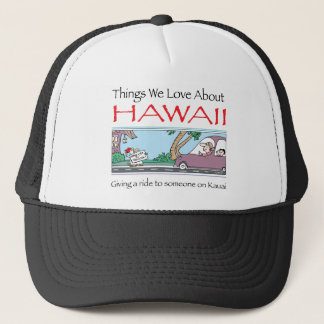 Gorra De Camionero Hawaii por Harrop-T-a