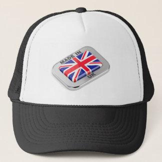 Gorra De Camionero Hecho en Reino Unido