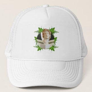 Gorra De Camionero Helios y hojas