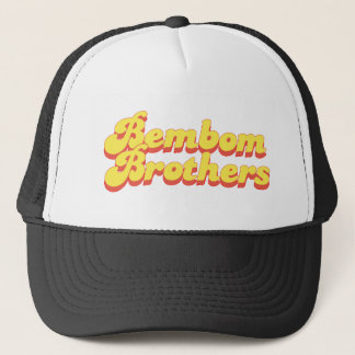 Gorra De Camionero Hermanos de Bembom: pogo
