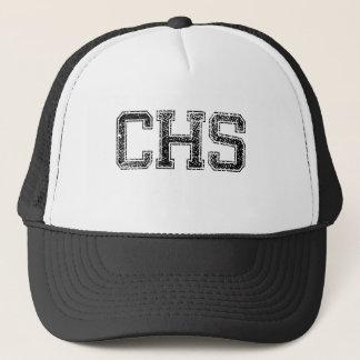 Gorra De Camionero High School secundaria de CHS - vintage, apenado
