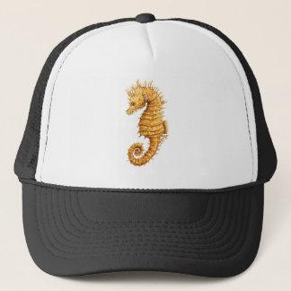 Gorra De Camionero Hipocampo del hipocampo del caballo de mar